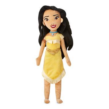 Плюшевая кукла Покахонтас Disney Store 50 см