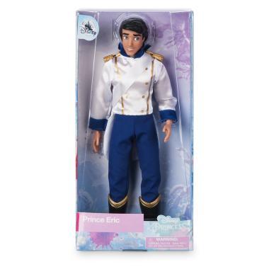 Кукла Принц Эрик классическая 31 см Русалочка Disney Store