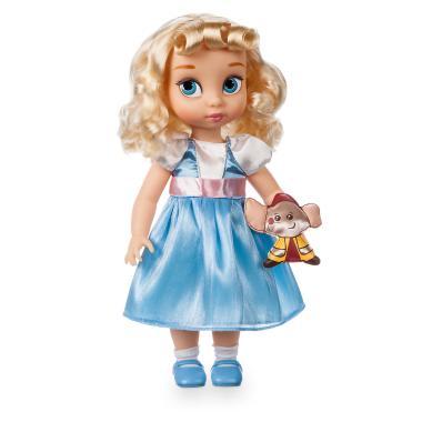 Кукла малышка Золушка в детстве Disney Animators 41 см