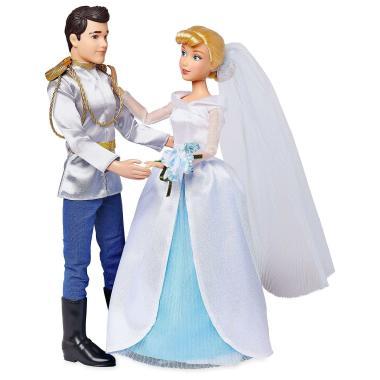 Набор куклы Золушка и Принц Свадебный Дисней
