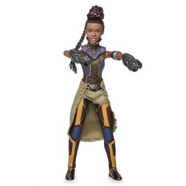 Кукла Шури Черная Пантера Спецвыпуск Marvel Disney