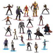 Мега Набор фигурок 10 см Мстители 20 персонажей Марвел Disney Store