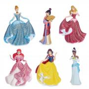 Набор фигурок №1 Disney Princess 6 штук Disney Store