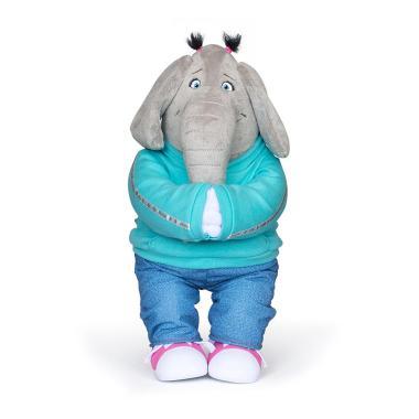Слониха Мина мягкая игрушка Дэлюкс Зверопой 38 см
