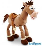 Плюшевая конь Булзай История игрушек Дисней