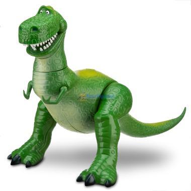 Говорящий Тиранозавр Рекс История игрушек 51 см Disney Store