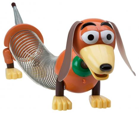 Собачка Спиралька История игрушек Дисней