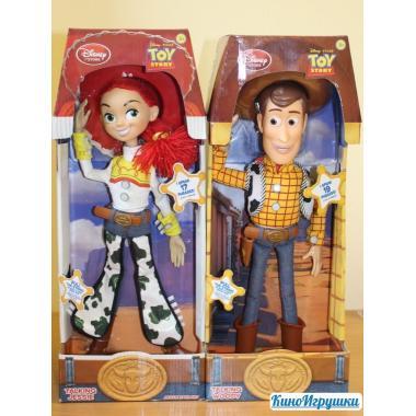 Кукла Джесси История игрушек 38 см говорящая Дисней