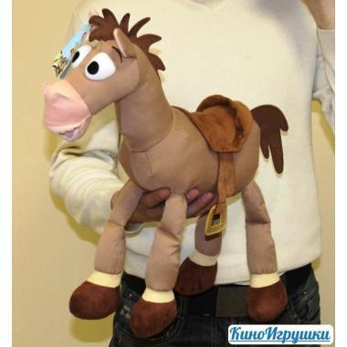 Плюшевая игрушка конь Бузлай Дисней