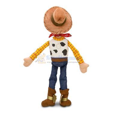 Плюшевый Ковбой Вуди История игрушек 46 см Disney Store