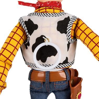 Ковбой Вуди История игрушек 40 см Дисней