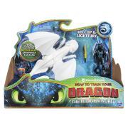 Игрушка Дракон Дневная фурия с Иккингом набор Spin Master