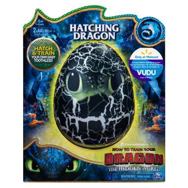 Интерактивный Беззубик в яйце Dragons Хетчималс