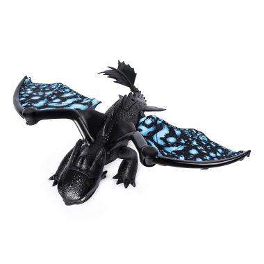 Игрушка Дракон Беззубик со свето-звуковыми эффектами Spin Master