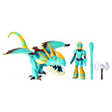Игрушка Дракон Громгильда стреляющая с Астрид