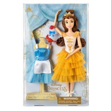 Кукла Балерина Белль 30 см Disney со сменным платьем