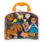 Игровой набор Мини кукла Бель в чемоданчике Дисней Аниматор