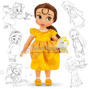 Кукла Белль в детстве 41 см Disney Animator 2016
