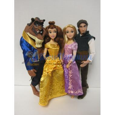 Кукла Чудовища из мультфильма Красавица и Чудовище Disney