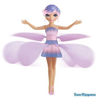 Летающая фея Океана Flutterbye Flying Fairy Голубая