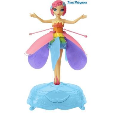 Летающая Фея Радуги светящаяся Flutterbye Flying Fairy