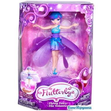Летающая фея Звезд Flutterbye Flying Fairy Синяя