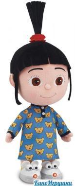 Говорящая кукла Агнес- игрушка из фильма Гадкий Я