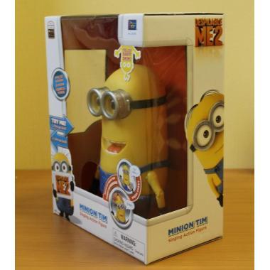 Миньон Тим говорящая интерактивная игрушка Гадкий Я