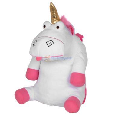 Игрушка-рюкзак Плюшевый Единорог Флаффи Гадкий Я 36 см