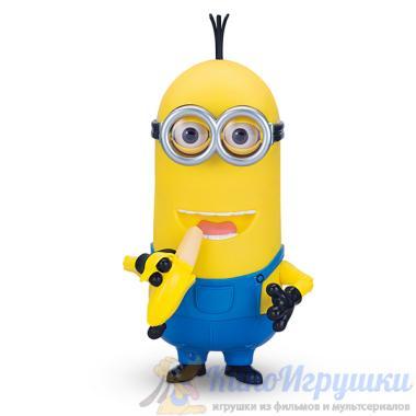 Миньон Кевин с Бананом 27 см Миньоны 2015