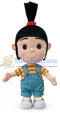 Плюшевая кукла Агнес Гадкий Я 23 см MONDO THINKWAY