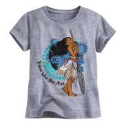 Футболка Моана для девочек Disney Store
