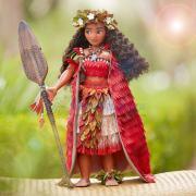 Коллекционная кукла Моана Disney Store 2017 Limited Edition