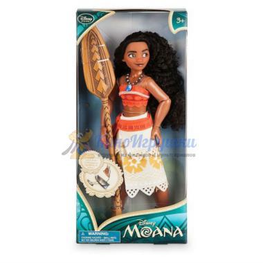 Кукла Моана 31 см шарнирная Disney Store 2016 из США