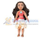 Моана плюшевая кукла Дисней Стор 50 см