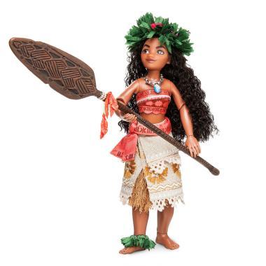 Коллекционная кукла Моана с Какаморо Disney Store
