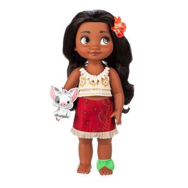 Кукла Моана в детстве 40 см Disney Store Animator
