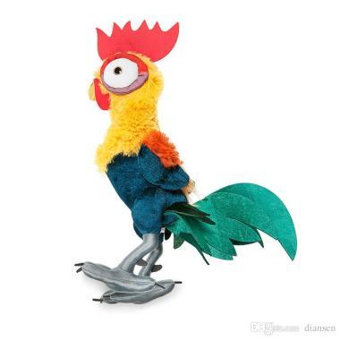 Мягкая игрушка Петух Хейхей Моана Disney Store