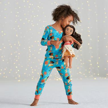 Пижама детская для девочек Моана Disney Store