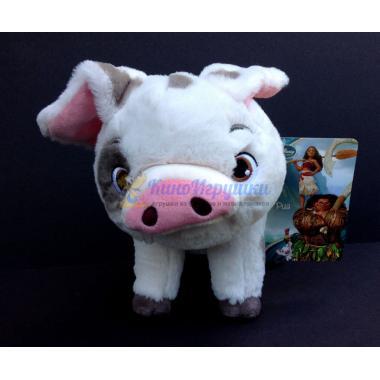 Плюшевый Пуа поросенок Моаны Disney Store 25 см