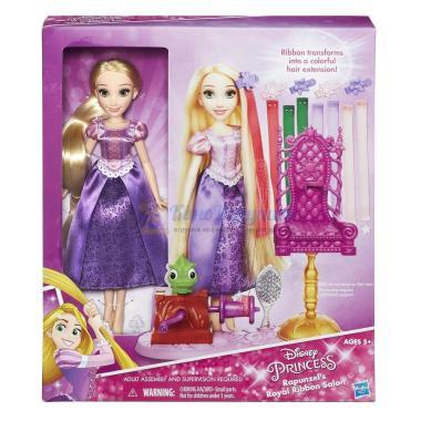 Игровой набор Кукла Рапунцель в салоне Королевских лент Hasbro