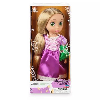Кукла Рапунцель в детстве Disney Animator Collection 40 см
