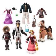 Набор 4 куклы Рапунцель Новая история со сменными нарядами ДэЛюкс Disney Store