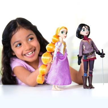 Набор кукол Рапунцель и Кассандра шарнирные 28 см Disney Store