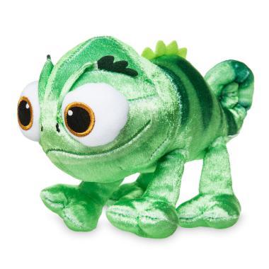Плюшевая игрушка Хамелеон Паскаль 18 см Рапунцель Disney Store
