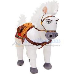 Плюшевый конь Максимус Рапунцель игрушка 36 см