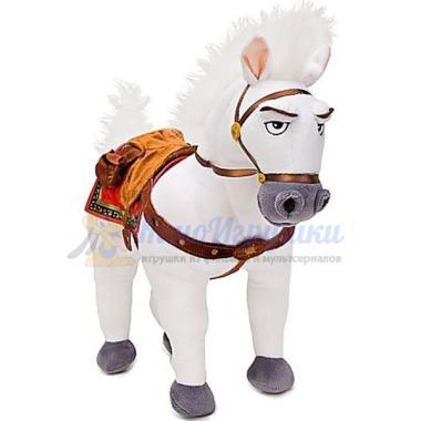 Плюшевый конь Максимус Рапунцель игрушка 36 см Disney Store