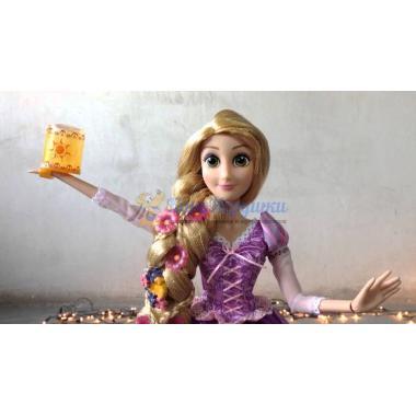 Рапунцель Поющая кукла Делюкс 2016 Дисней 40 см интерактивная