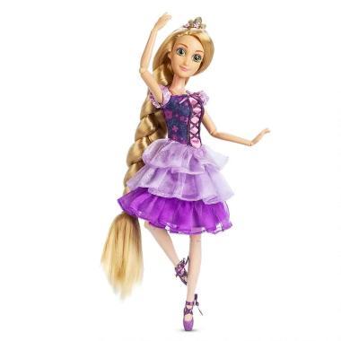 Набор Кукла Рапунцель балерина 30 см с аксессуарами