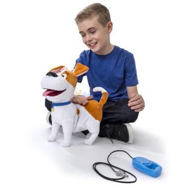 Интерактивный пёс Макс Тайная жизнь домашних животных Spin Master